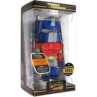 Transformers Battle Ready Optimus Prime Hikari Premium Exc.