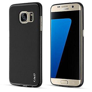 Galaxy S7 Edge Case, J&D [Drop Protection] Samsung Galaxy S7 Edge Case [Slim Cushion] Shock Resistant Protective Premium