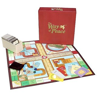 The Way of Peace Board Game