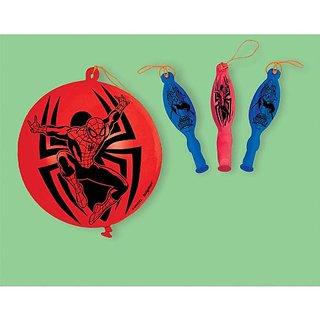 PUNCH BALLOONS SPIDER-MAN