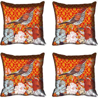 meSleep Bird Digitally Printed Cushion Cover (20x20)