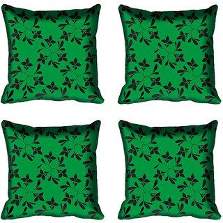 meSleep Ethnic Digital Printed Cushion Cover (20x20)