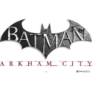 Hungover Arkham City Logo Special Paper Poster (12x18 Inches)