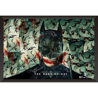 Hungover Batman The Dark Knight Special Paper Poster (12x18 Inches)