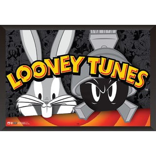 Hungover The Looney Tunes Show Special Paper Poster (12x18 Inches)