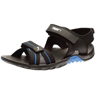 Buy Puma Men Black Velcro Sandals Online   ₹1349 from ShopClues bef5f4130