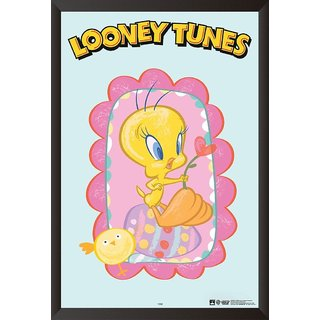 Hungover Tweety The Looney Tunes Special Paper Poster (12x18 Inches)