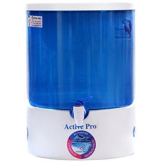 Dolphin RO 80 GPD LG+UV+UF+TDS+Megnectic Softner+Anti Scallent+Iron Removar+ Copper Binding boster pump