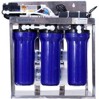 Apple pro Plant RO+UV+TDS Controller Water Purifier