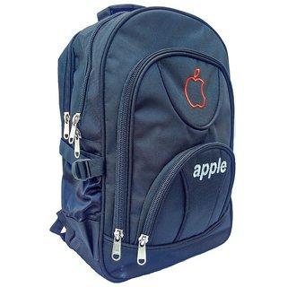 Black Fabric School Bag