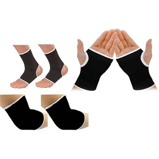Gold Dust Sport Stretch Band Palm, Elbow & Ankle Support