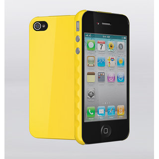 GOOD QUALITY HIGH GLOSS HARD BACK CASE, COVER FOR i PHONE 4G