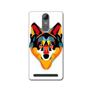 DIGITAL FOX BACK COVER LENOVO K5 NOTE