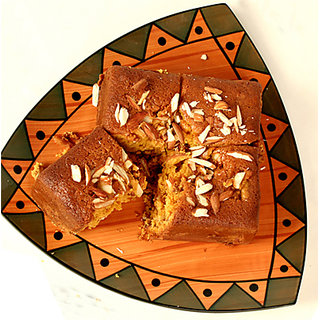 Vanilla Butterscotch Brownies