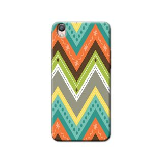 TRIBAL MOUNTAIN BACK COVER FOR OPPO F1 PLUS