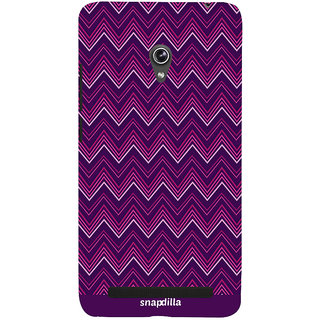Snapdilla Simple Crazy Looking Excellent Best Pattern Latest Phone Case For Asus Zenfone 6 A600CG