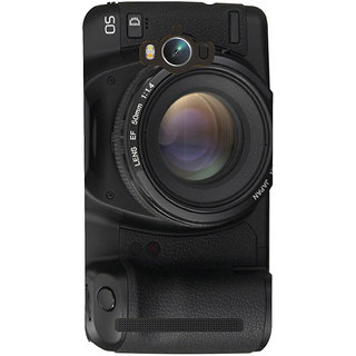 Snapdilla Awesome Canon Cool Unique Funky Camera Lens  Cell Cover For Asus Zenfone Max ZC550KL :: Asus Zenfone Max ZC550KL 2016 :: Asus Zenfone Max ZC550KL 6A076IN