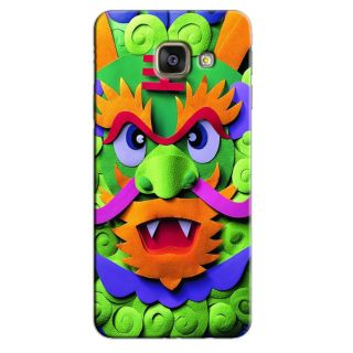 DRAGON MASK  BACK COVER FOR SAMSUNG J7 PRIME SM-G10F