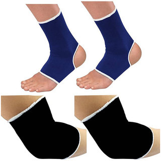 Gold Dust Sport Stretch Band Elbow Ankle Support