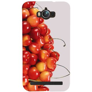 Snapdilla Awesome Looking Beautiful Cherry Fruit Trendy Pleasant Back Cover For Asus Zenfone Max ZC550KL :: Asus Zenfone Max ZC550KL 2016 :: Asus Zenfone Max ZC550KL 6A076IN