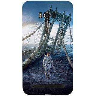 Snapdilla Wonderful Sci-Fi Animated Bridge Hollywood Movie Painting Phone Case For Asus Zenfone Go ZC500TG