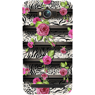 Snapdilla Unique Pattern Background Lovely Pink Roses Artistic Painting Phone Case For Asus Zenfone Max ZC550KL :: Asus Zenfone Max ZC550KL 2016 :: Asus Zenfone Max ZC550KL 6A076IN
