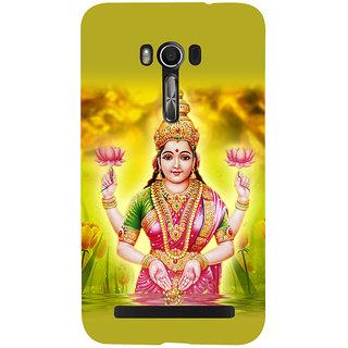 Snapdilla Hindu Goddess Of Wealth Lakshmi Devi Spiritual Religious Designer Case For Asus Zenfone Go ZC500TG