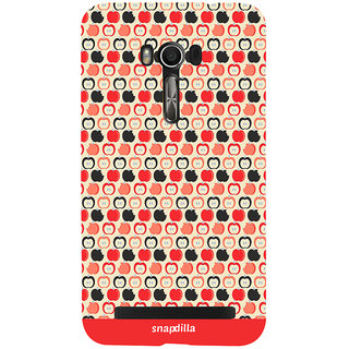 Snapdilla Awesome Cool Looking Apple Fusion Ethnic Pattern Beautiful Superb Creative Mobile Case For Asus Zenfone Go ZC500TG