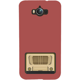 Snapdilla Artistic Clipart Vintage Radio Superb Rocking  Music Lovers Mobile Case For Asus Zenfone Max ZC550KL :: Asus Zenfone Max ZC550KL 2016 :: Asus Zenfone Max ZC550KL 6A076IN