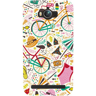 Snapdilla Cool Looking Trendy Hat Girl Accessories Unique Mobile Case For Asus Zenfone Max ZC550KL :: Asus Zenfone Max ZC550KL 2016 :: Asus Zenfone Max ZC550KL 6A076IN