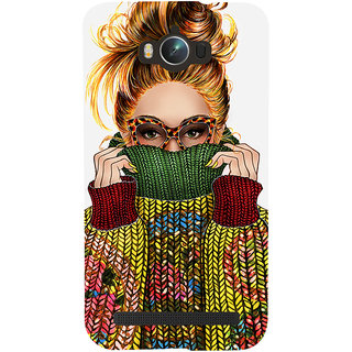 Snapdilla Colorful  Unique Page 3 Trend Setting Fancy Blonde Girl Cell Cover For Asus Zenfone Max ZC550KL :: Asus Zenfone Max ZC550KL 2016 :: Asus Zenfone Max ZC550KL 6A076IN