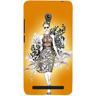 Snapdilla Page 3 Trend Setting Fancy Blonde Fashion Girl Designer Case For Asus Zenfone 6 A600CG
