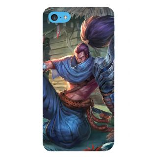 Snapdilla Unique Cool Colorful Animated Warrior Cartoon 3D Print Cover For Apple IPod Touch 6