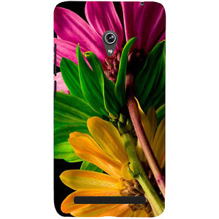 Snapdilla Awesome Colourful Cute Daisy Flowers Pretty Cute Designer Case For Asus Zenfone 6 A600CG