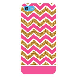 Snapdilla Pretty Pink Unique Stripes Pattern Simple Good Looking Smartphone Case For Apple IPod Touch 6