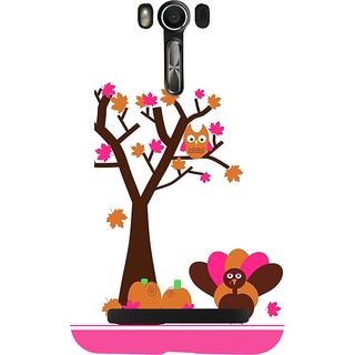Snapdilla White Color Background Artistic Simple Plain Cartoon Mobile Case For Asus Zenfone Go ZC500TG