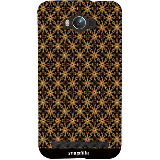 Snapdilla Artistic Ethnic Pattern Stunning Sober Looking Trendy Stylish 3D Print Cover For Asus Zenfone Max ZC550KL :: Asus Zenfone Max ZC550KL 2016 :: Asus Zenfone Max ZC550KL 6A076IN