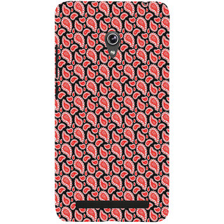 Snapdilla Fabric Style Different Pattern Fantastic Unique 3D Print Cover For Asus Zenfone 6 A600CG