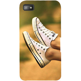 Snapdilla Funky Cute Legs Chillout Relax  Hd Print Cool Picture Mobile Case For BlackBerry Z10