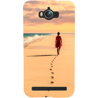 Snapdilla Awesome Sunset Beach Walk Scenery Superb Beautiful Phone Case For Asus Zenfone Max ZC550KL :: Asus Zenfone Max ZC550KL 2016 :: Asus Zenfone Max ZC550KL 6A076IN