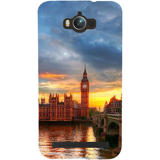 Snapdilla Excellent London Clock Tower Bridge Hollywood Hd Print Beautiful Mobile Case For Asus Zenfone Max ZC550KL :: Asus Zenfone Max ZC550KL 2016 :: Asus Zenfone Max ZC550KL 6A076IN