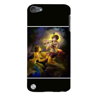 Snapdilla Lord Radha Krishna Traditional Artistic Best Painting Cell Cover For Apple IPod Touch 5