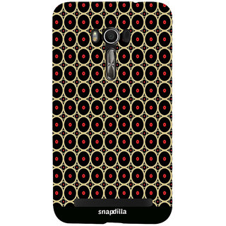 Snapdilla Gorgeous Tiny Donut Pattern Trendy Cute Cell Cover For Asus Zenfone Go ZC500TG