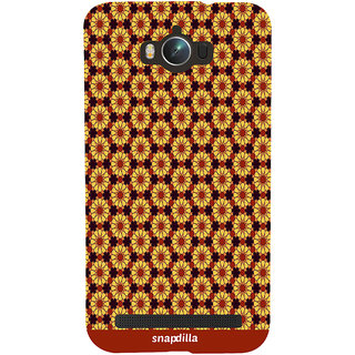 Snapdilla Colourful Artistic Floral Pattern Modern Stylish Looking Awesome Designer Case For Asus Zenfone Max ZC550KL :: Asus Zenfone Max ZC550KL 2016 :: Asus Zenfone Max ZC550KL 6A076IN