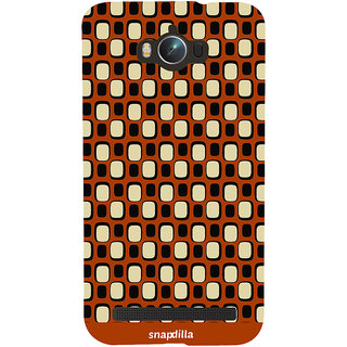 Snapdilla Crazy Creative Cool Looking Artistic Ethnic Pattern Superb Stunning Mobile Cover For Asus Zenfone Max ZC550KL :: Asus Zenfone Max ZC550KL 2016 :: Asus Zenfone Max ZC550KL 6A076IN