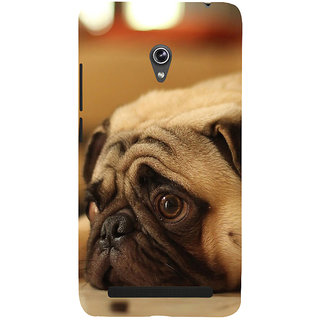 Snapdilla Cute Lovely Hutch Dog Vodafone Puppy Hd Photo Cell Cover For Asus Zenfone 5