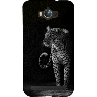 Snapdilla Black Background Wild Cheetah Leopard Smartphone Case For Asus Zenfone Max ZC550KL :: Asus Zenfone Max ZC550KL 2016 :: Asus Zenfone Max ZC550KL 6A076IN