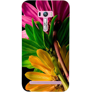 Snapdilla Awesome Colourful Cute Daisy Flowers Pretty Cute Designer Case For Asus Zenfone Selfie ZD551KL
