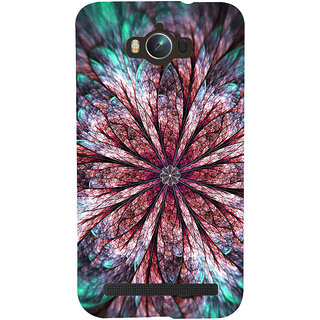 Snapdilla Attractive Artistic Superb Animated Classic 3D Floral Pattern Back Cover For Asus Zenfone Max ZC550KL :: Asus Zenfone Max ZC550KL 2016 :: Asus Zenfone Max ZC550KL 6A076IN