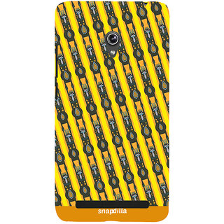 Snapdilla Good Looking Popular Pattern Trendy Fascinating Modern Back Cover For Asus Zenfone 5